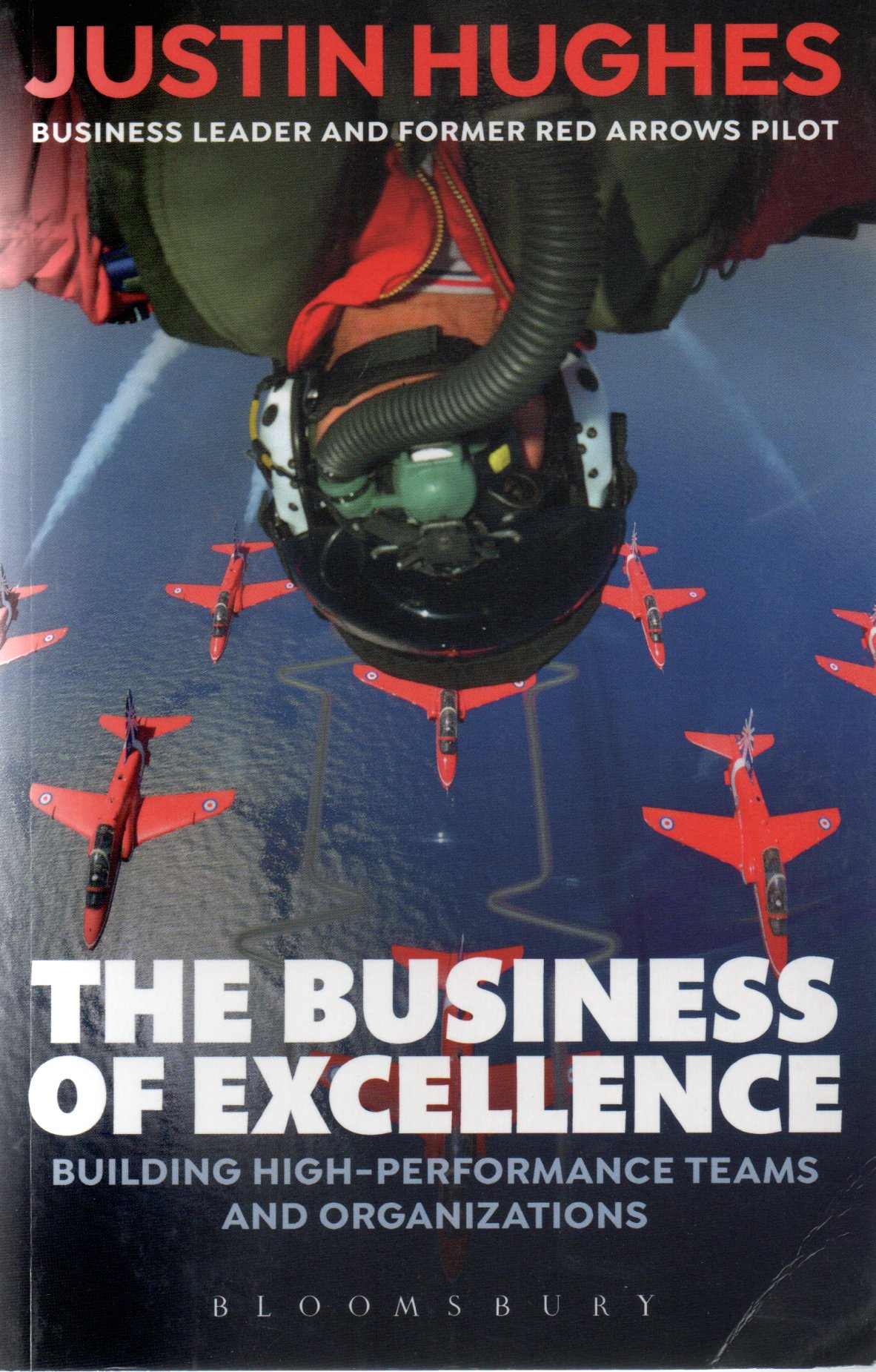 The business of excellence / Justin Hughes