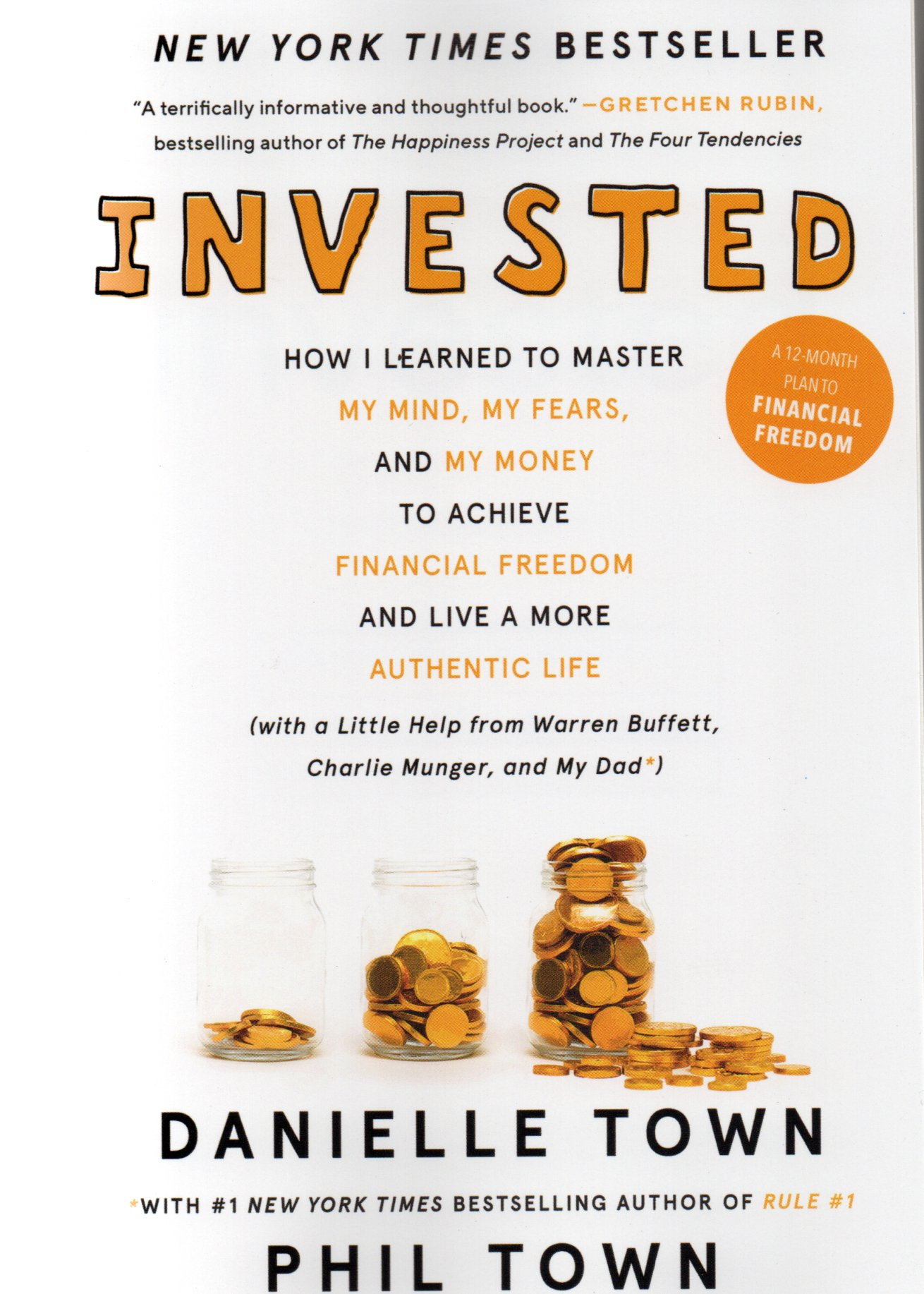 Invested / Danielle town