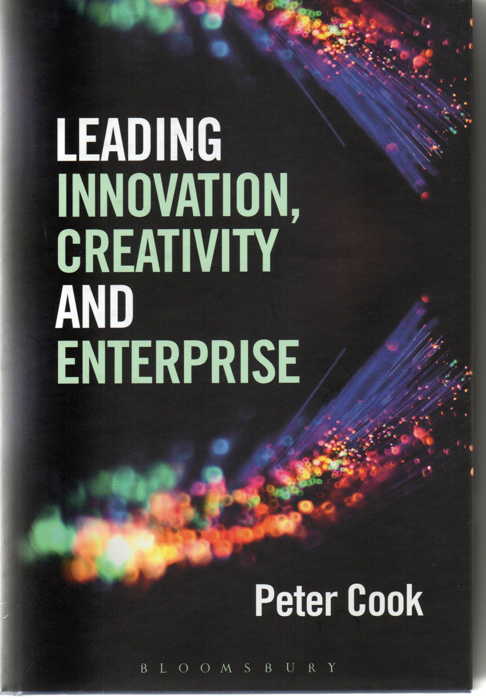Leading innovation creativity and enterprise / Peter Cook