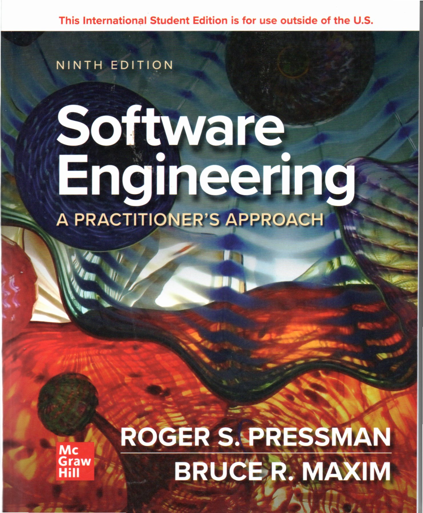Software engineering a practitioner's approach  9ed / Roger S. Pressman